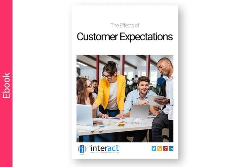 The Effects Of Customer Expectations