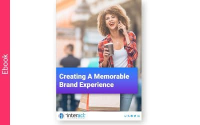 Ebook: Creating A Memorable Brand Experience